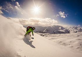 Skiurlaub im Skigebiet Gudauri (Georgien, Kaukasus) | Travel Delight