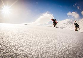 Skifahren und Snowboarden in Georgien (Skiurlaub, Winterurlaub Gudauri) | Travel Delight