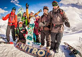 Skiurlaub im Skigebiet Gudauri | Travel Delight