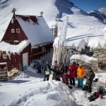 Besuch im Kloster Nähe Gudauri Skigebiet | Travel Delight