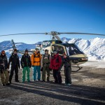 Heliskiing in Gudauri Georgien | Travel Delight