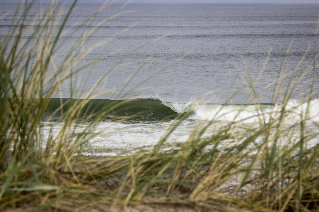 Am zweiten Tag erwarteten uns perfekte Wellen (15 sek)