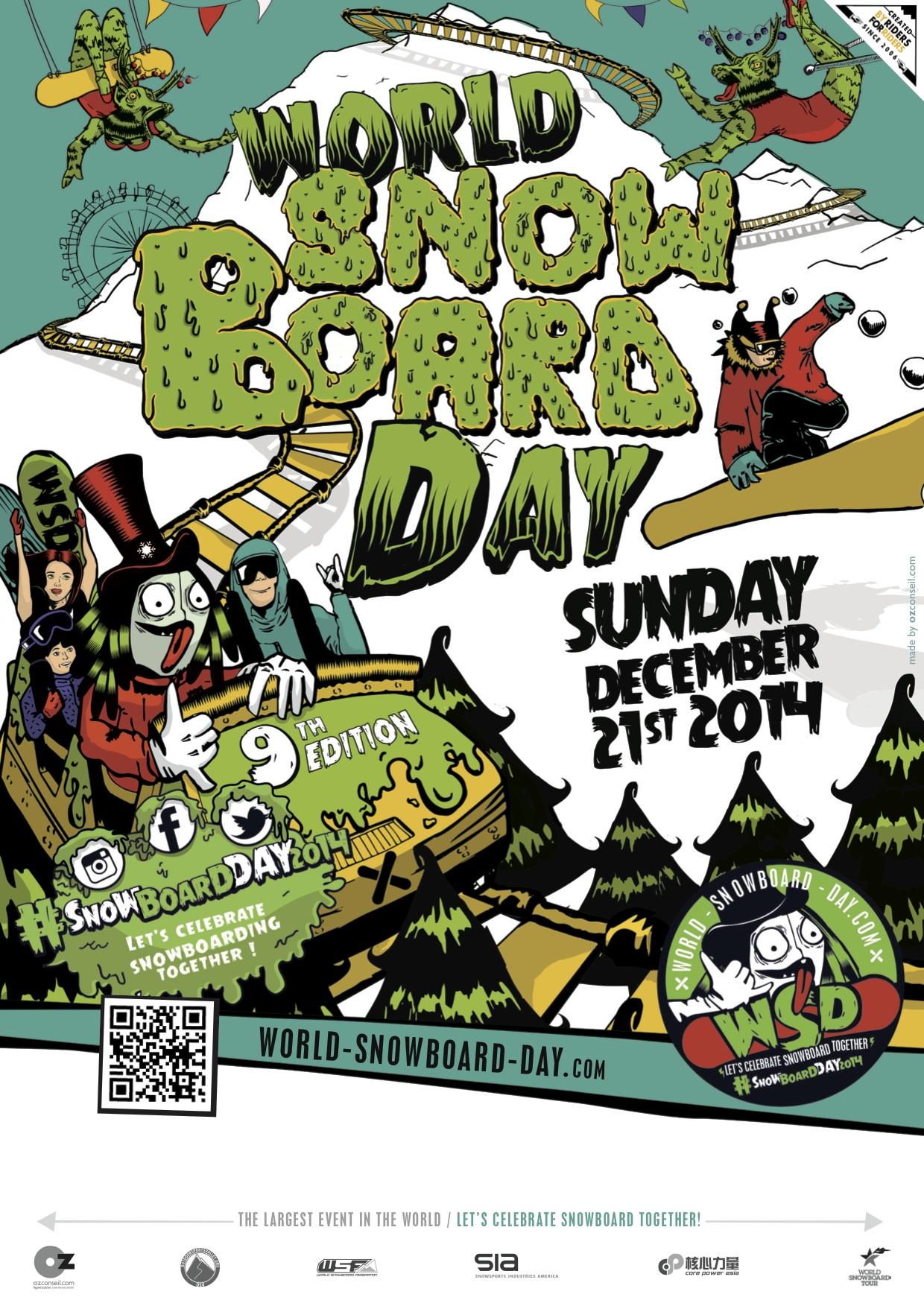 World Snowboard Day