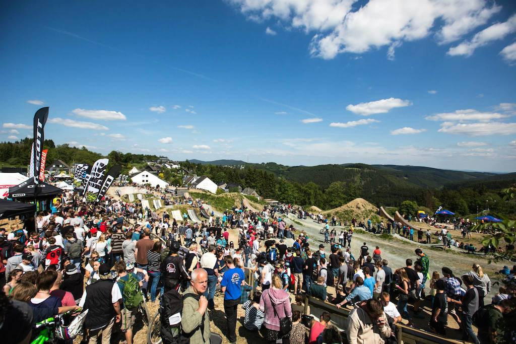 iXS Dirt Masters Winterberg - MTB Freeride Festival