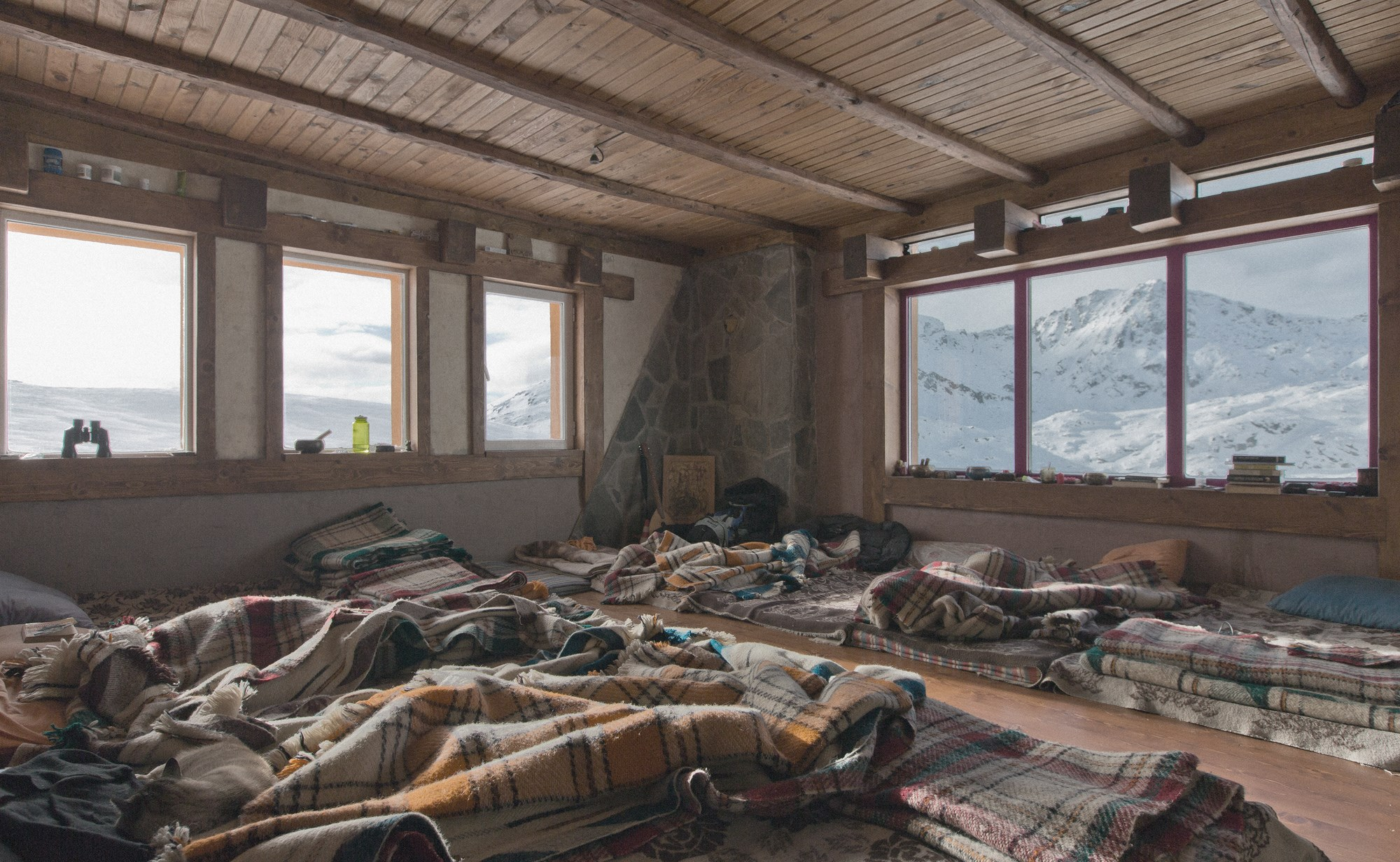 Rila Gebierge - Bulgarien Bachcountry Freeride Adventure - Unterkunft