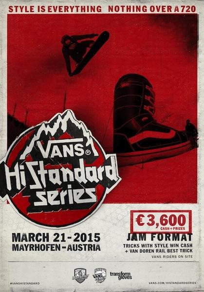Vans Hi Standard Flyer