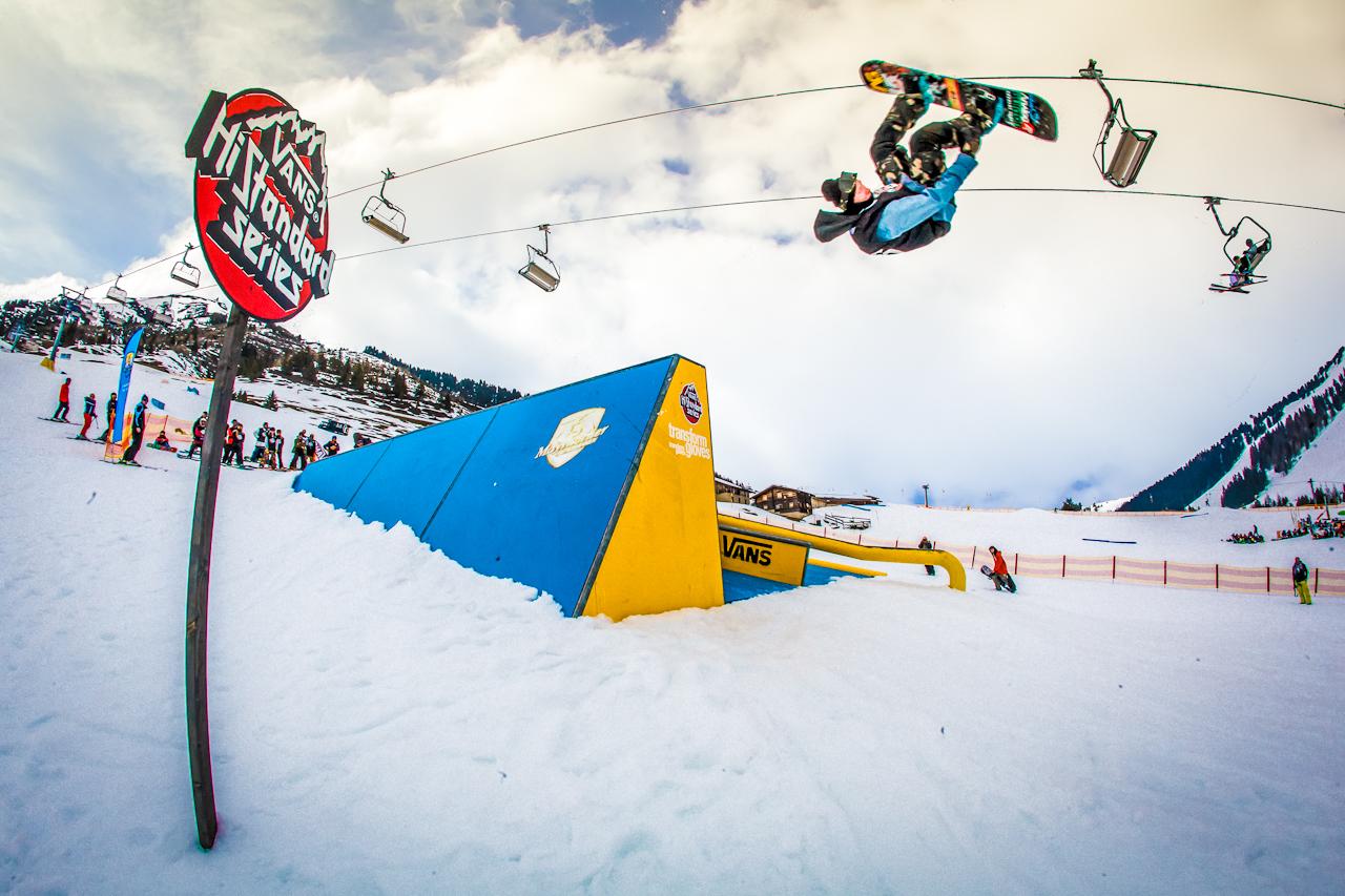 Vans Hi-Standard Contest Mayrhofen