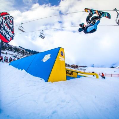 Vans Hi-Standard Style Contest Mayrhofen
