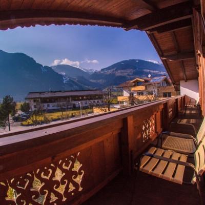 Top Balkon Aussicht