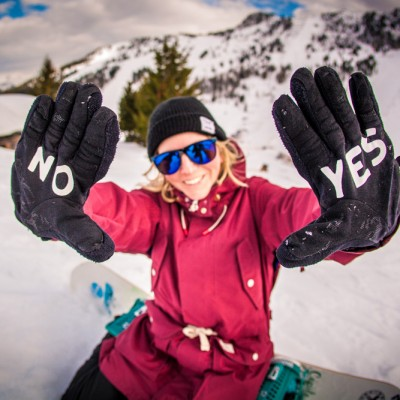 No Work - Yes Snowboarding