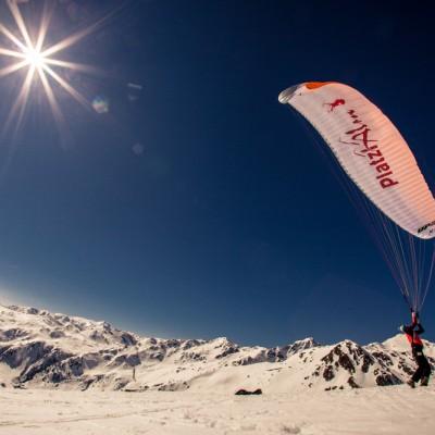 Paragliding Kaltenbach