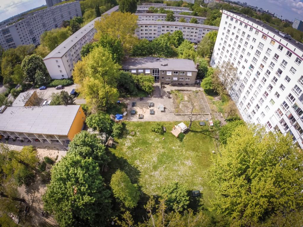 Heikonaut - Die Oase in Lichtenberg (Pic: Hans Friedrich)