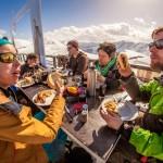 Mittagessen im Skiurlaub Georgien | Travel Delight