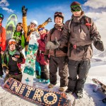 Reisegruppe im Skiurlaub in Georgien | Travel Delight