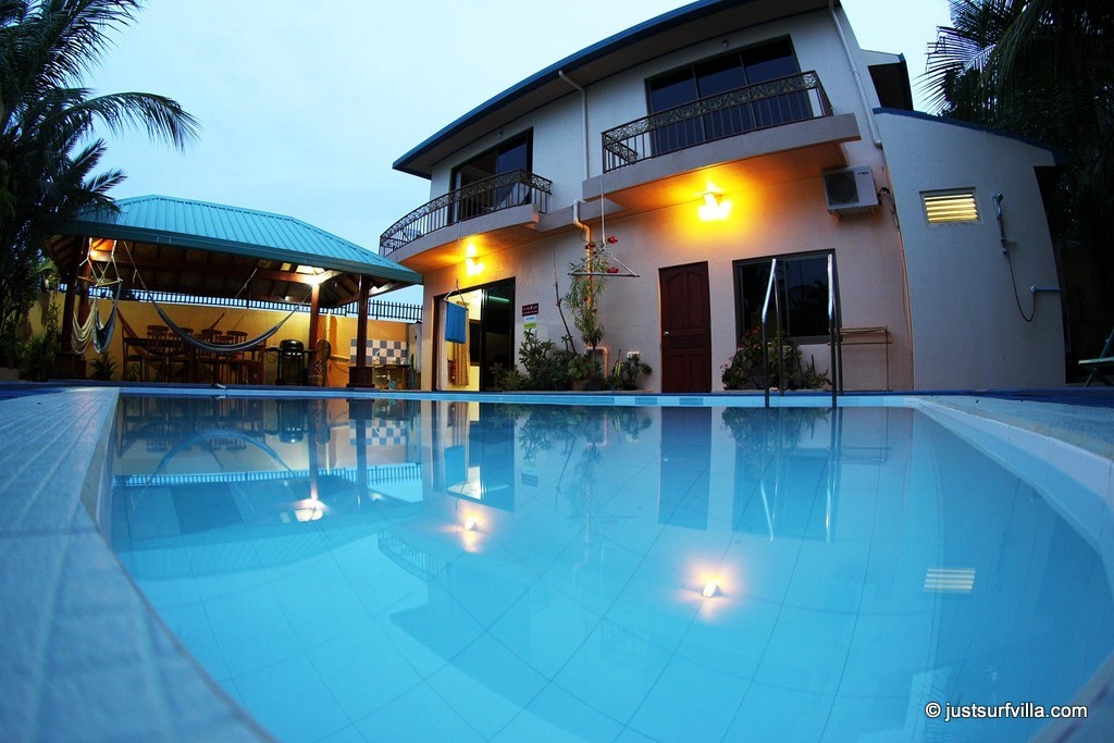 Die luxeriöse Surf Villa auf Himmafushi