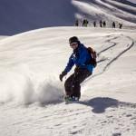 Skifahren und snowboarden in Georgien | Travel Delight