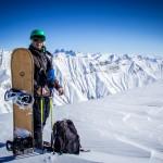Gudauri Skigebiet und gute Aussicht | Travel Delight
