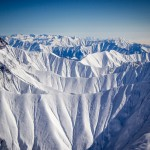 Gudauri Skigebiet und Blick auf den Kaukasus | Travel Delight
