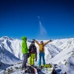 Glücklicher Skiurlaub Georgien | Travel Delight