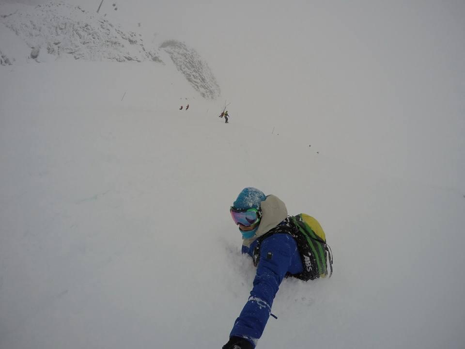 Hintertuxer Gletscher am 24.09.15