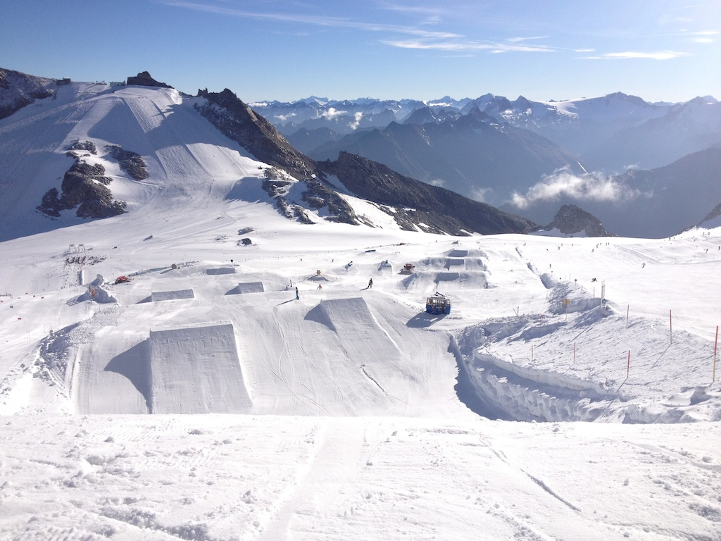 Betterpark Hintertux 2015