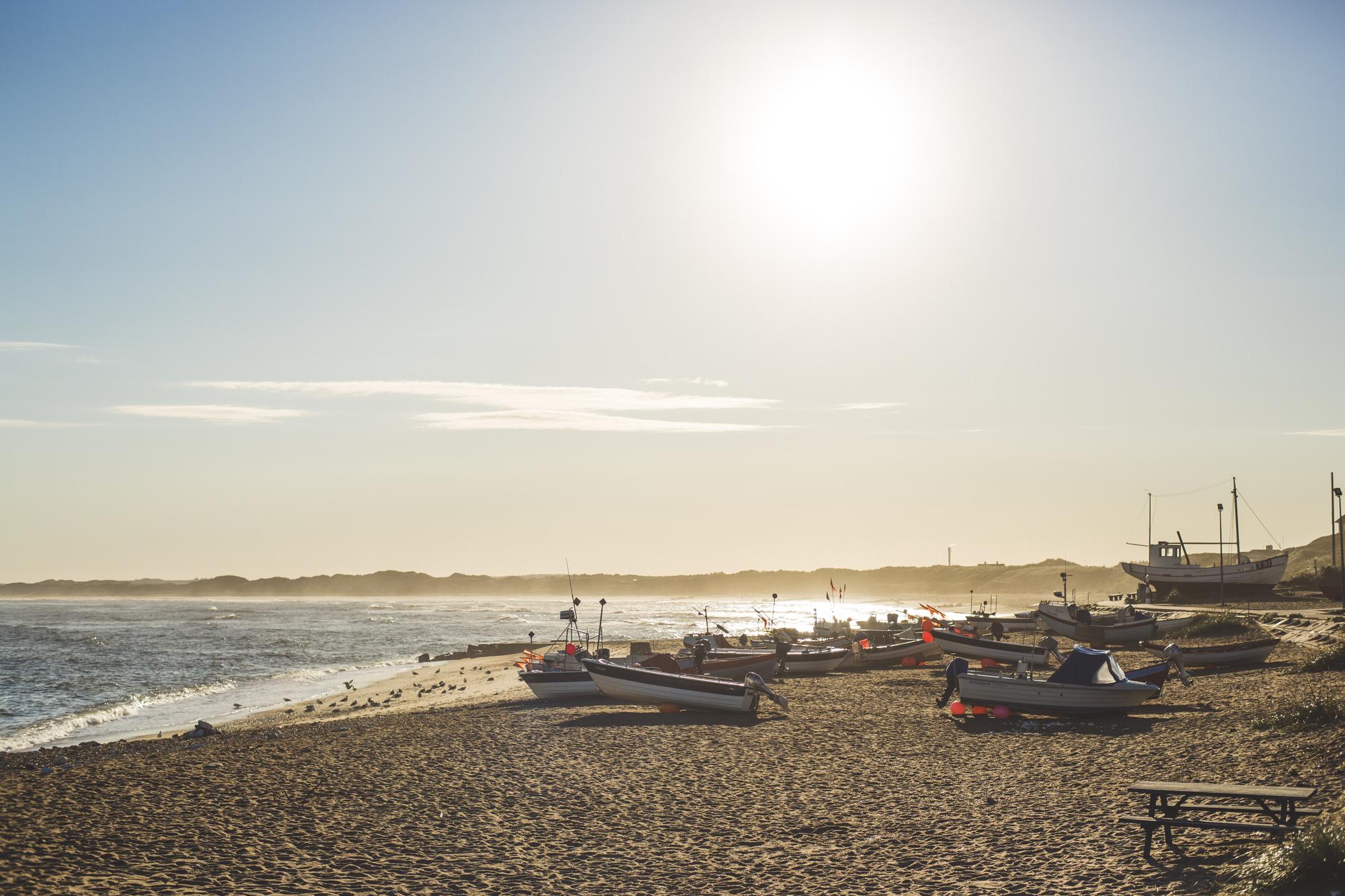 Surf mit Panorama