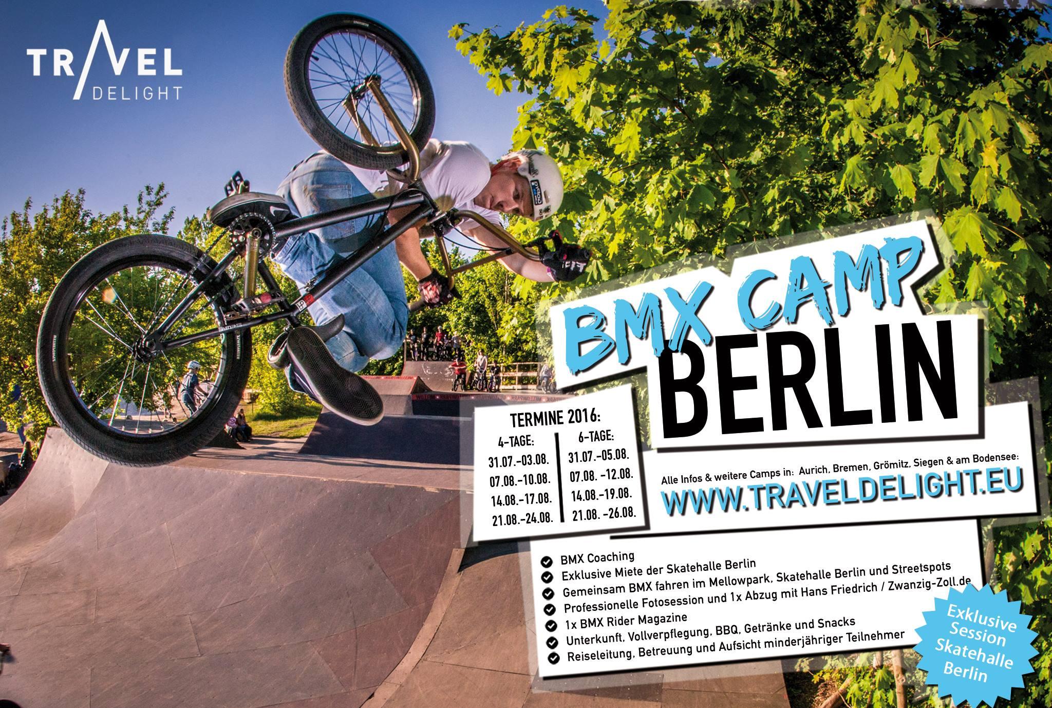 BMX Camp Berlin