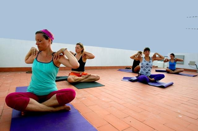 Surf- und Yogacamp für Frauen auf Lanzarote