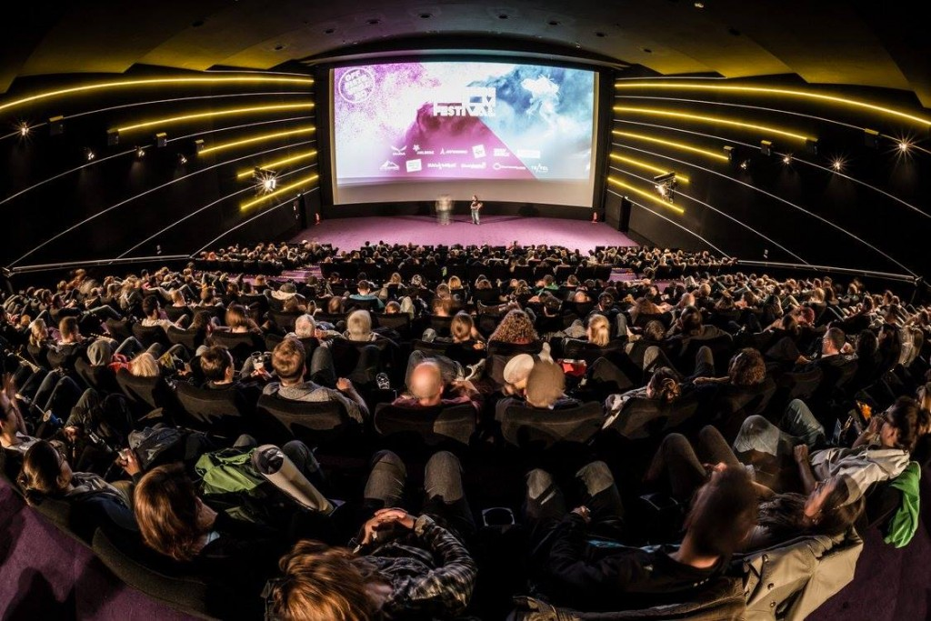 Freeride Filmfestival Berlin 2015