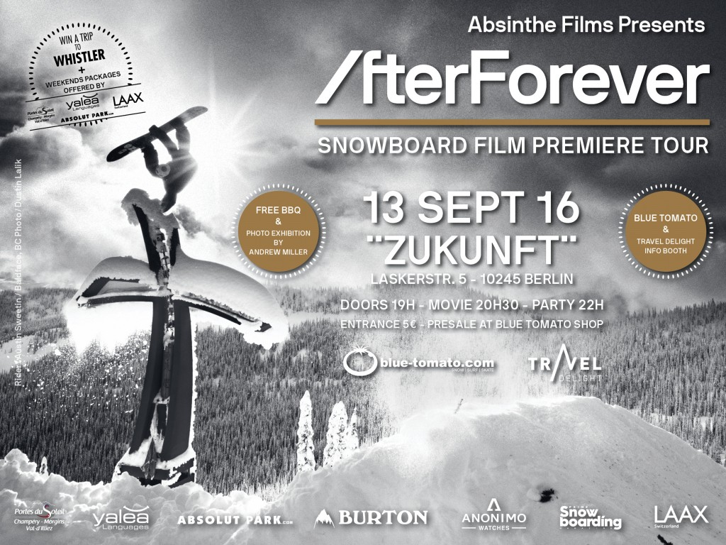 Absinthe Films - AfterForever