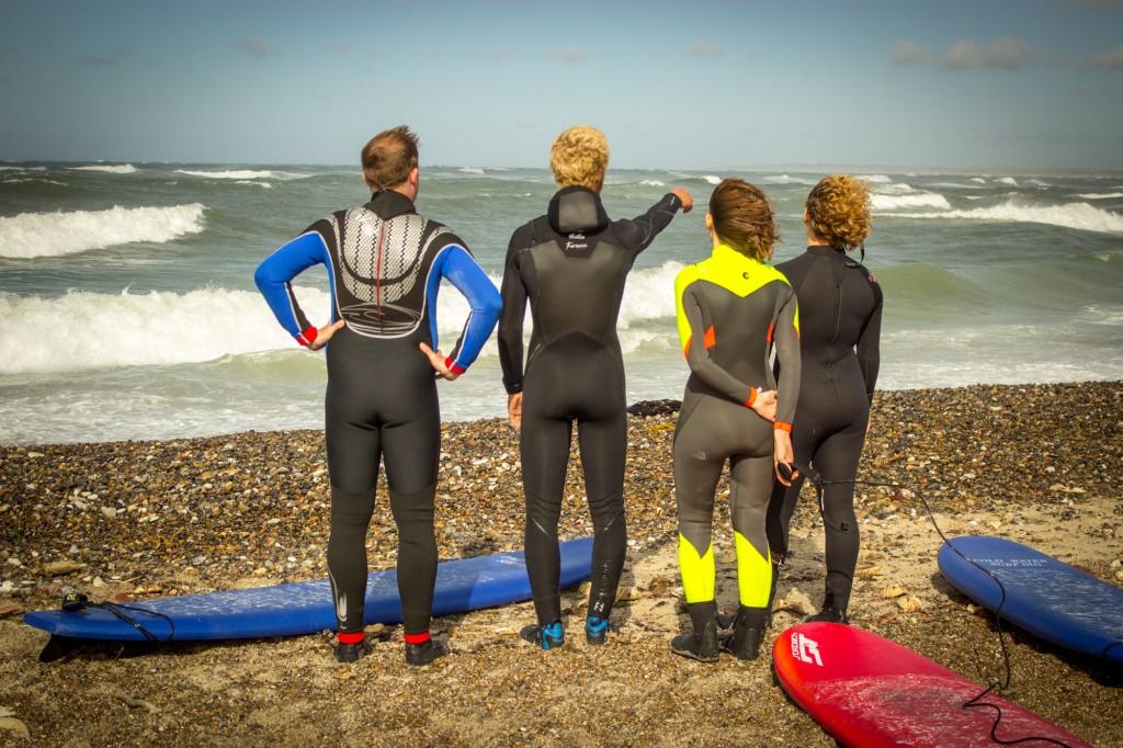 Surfkurs Blue Delight Klitmoeller
