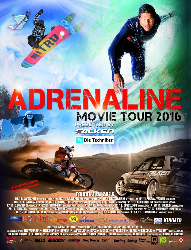 Adrenaline Movie Night
