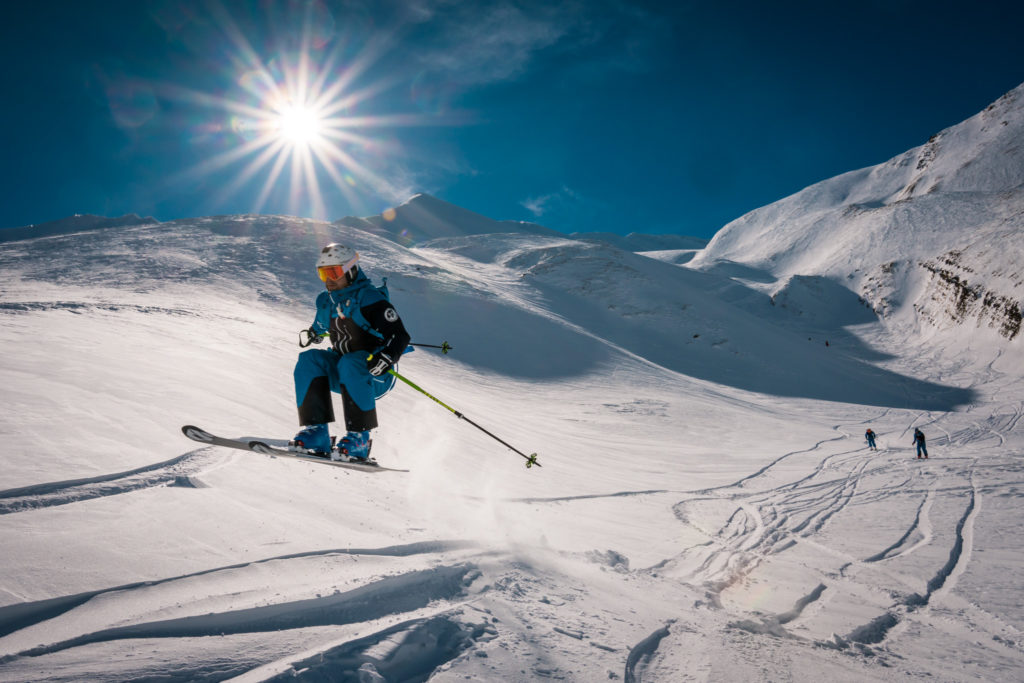 Freeride und Skiurlaub in Georgien (Gudauri, Kaukasus) | Travel Delight