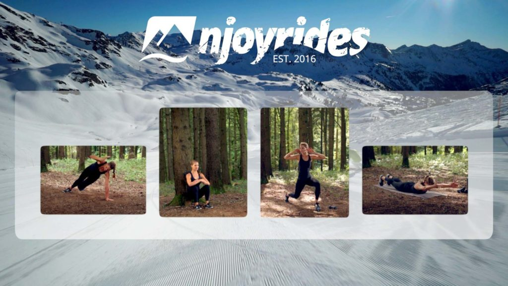 Njoyrides Fit2Ski Workout