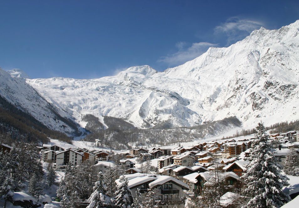 Ort Saas-Fee | Travel Delight